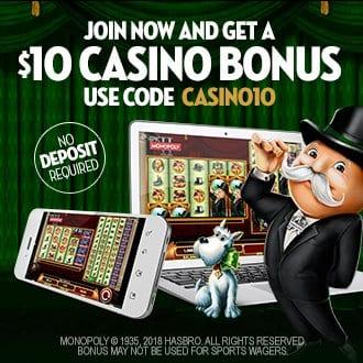 Caesars promotion online casino