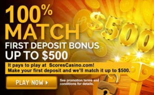 Scores-casino-first-deposit-bonus
