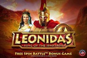 Leonidas King of Spartans