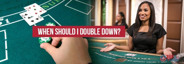 When Should I Double Down featured