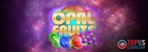 Opal Fruits Slot Review – Reap Generous Payouts