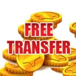Low Fees and Free Transfer