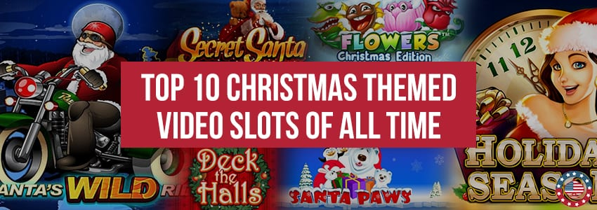 Top 10 Christmas Themed Video Slots of All Time featured
